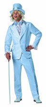 Dumb & Dumber Tux Blue