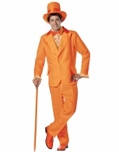 Dumb & Dumber Orange Tux