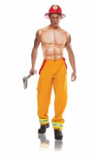 Firefighter Dude XL