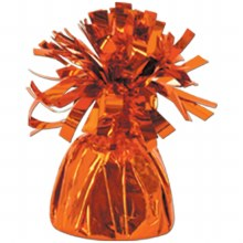 Balloon Weight Orange