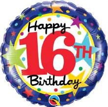 "Happy 16th Birthday ~ 18"""