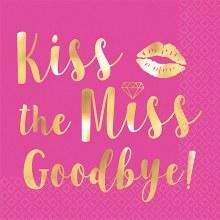Kiss the Miss Goodbye Bev Nap