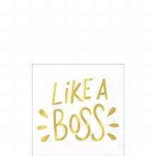 Like a Boss Bev Nap