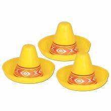 Sombrero Mini Plastic