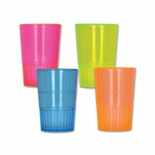 Shot Glasses Multicolor 8ct