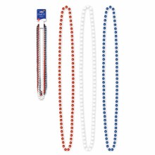 Beads Red/White/Blue