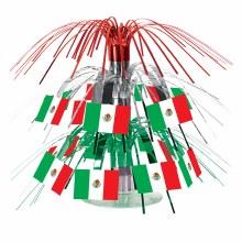 Mexican Flag Centerpiece