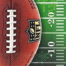 NFL Beverage Napkins 16ct
