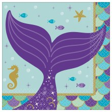 Mermaid Wishes Bev Nap