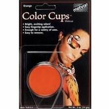Orange Color Cup 0.5oz