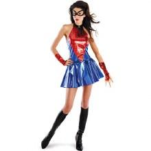 Spider Girl Sassy Dlx Adlt XL
