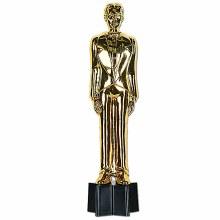 Award Male statue
