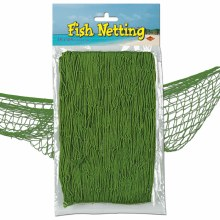 Fish Netting Green