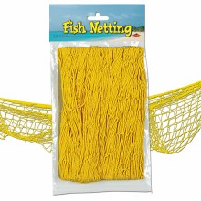 Fish Netting Yellow