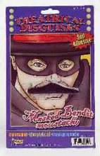 Moustache Masked Bandit