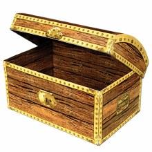 Treasure Chest Box SM