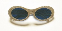 Glasses Glitter Rock Asst