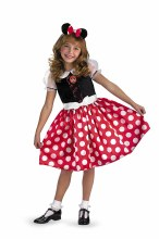 Minnie Mouse Classic Child Med