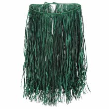 Adult Hula Skirt Green