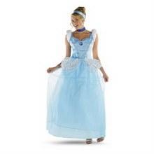 Cinderella Adlt Dlx Lg