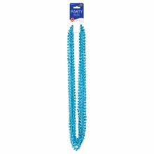 Beads Party Sm Rnd Turquoise