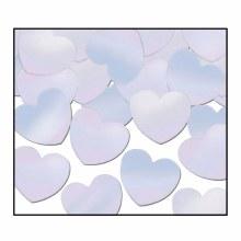Confetti Hearts Opal