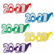 2021 Foil Paper Eyeglasses