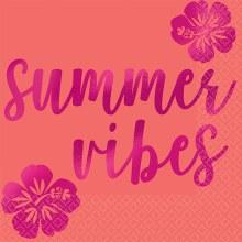 Summer Vibes Bev Nap