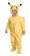 Pikachu Toddler 2T