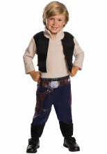 Han Solo Toddler 2T