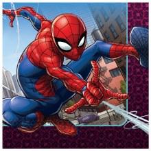 Spiderman Wonder Lunch Napkin