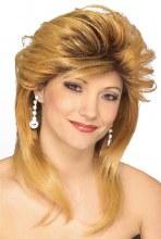 Wig Used Car Sales Girl