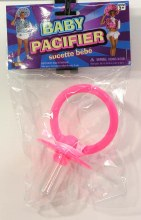 Pacifier Pink Jumbo