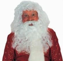 Wig Santa W/Beard Professional