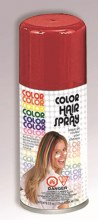 Hairspray Red