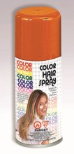 Hairspray Orange