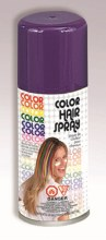Hairspray Purple