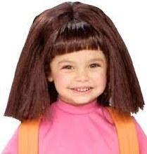 Dora The Explorer Wig