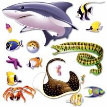 Marine Life Props INSTATHEME