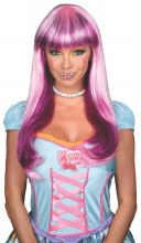 Wig Candy babe Violet/Pnk
