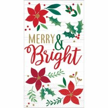 Christmas Wishes GuestTowels