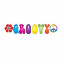Banner Groovy 60's