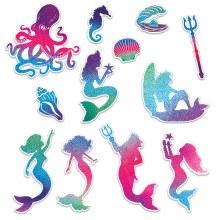 Mermaid Cutouts