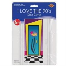 Door Cover I Love The 90's