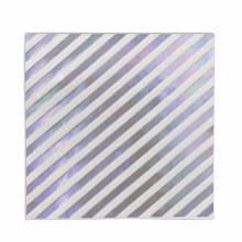Napkins Iridescent Stripes