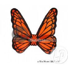 Wings Butterfly Orange/Black