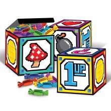 8-Bit Favor Boxes 3pk