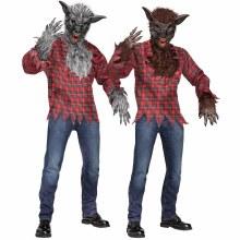 Werewolf Adult Brown