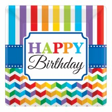 Bright Birthday 7in Plt