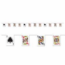 Playing Card  Banner